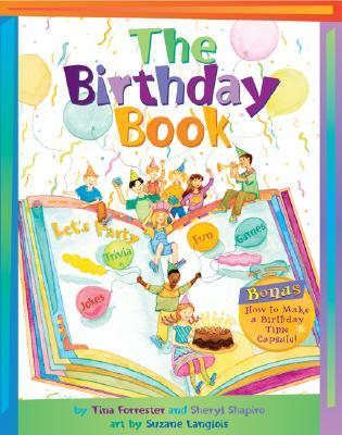 The Birthday Book  by  Sheryl Shapiro