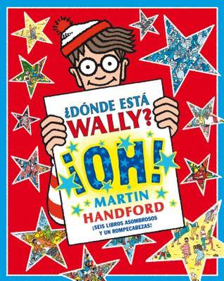 Donde Esta Wally? Oh! Set [With Puzzle] Martin Handford