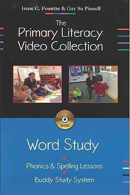 Word Study [Dvd]: Phonics & Spelling Minilessons: Buddy Study System Irene C. Fountas