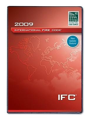 2009 International Fire Code (PDF CD) - Single Seat  by  International Code Council