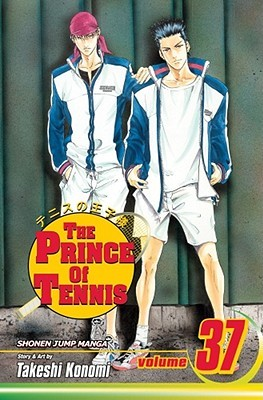 The Prince of Tennis, Volume 37: The Terror of Comic Tennis (The Prince of Tennis, #37)
