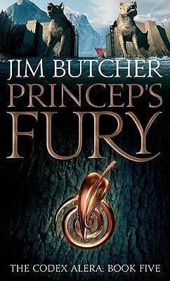Princep's Fury (Codex Alera, #5)