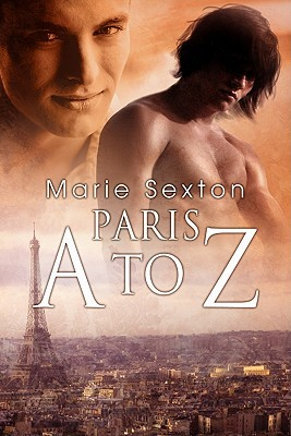 Coda books - Tome 5 : Paris A to Z  de Marie Sexton 10712468