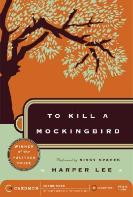 cover of To Kill a Mockingbird as read by Sissy Spacek