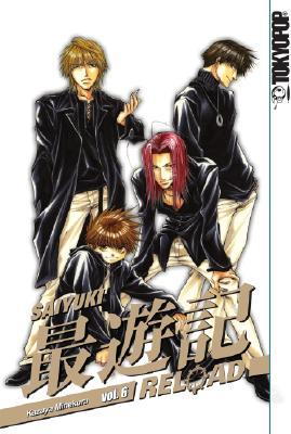 Saiyuki Reload, Volume 6
