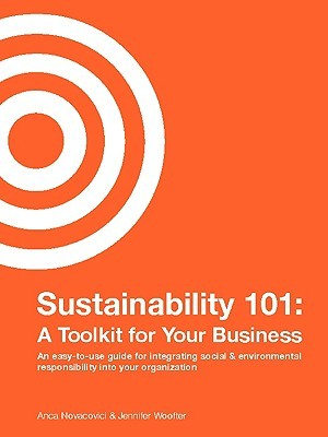 Sustainability 101: A Toolkit for Your Business Anca Novacovici
