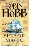 Ship of Magic (The Liveship Traders, #1)