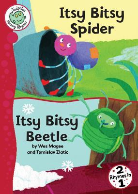 Itsy Bitsy Spider and Itsy Bitsy Beetle