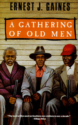 an analysis of a gathering of old men by ernest j gaines Sheriff mapes is but one of a score of memorable characters in a gathering of old men by ernest j gaines another gathering of men ten miles away in bayou.