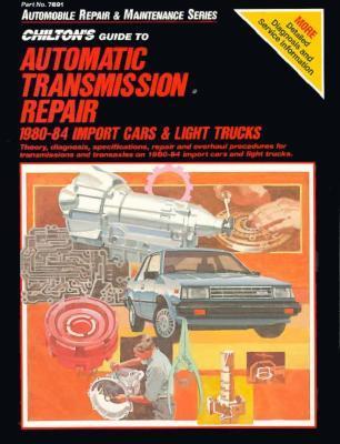 Automatic Tranmission Manual Chilton Automotive Books