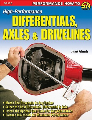 High-Performance Differentials, Axels, & Drivelines Joseph Palazzolo