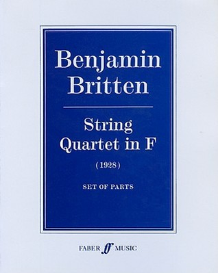 String Quartet in F  by  Benjamin Britten