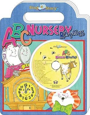 ABC Nursery Rhymes Sing a Story Handled Board Book with CD Kim Mitzo Thompson
