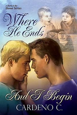 Where He Ends and I Begin (Home #3)