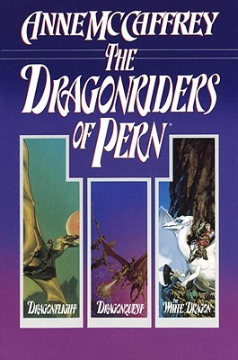 7th Blogoversary Giveaway #3: The Dragonriders of Pern