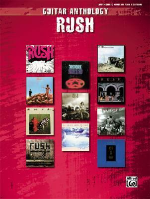 Rush: Guitar Anthology Series Rush