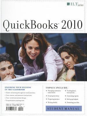 QuickBooks 2010 Student Manual [With CDROM] Axzo Press