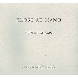 Close At Hand Robert  Adams