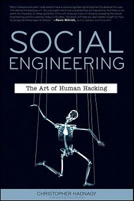 The Art of Human Hacking - Christopher Hadnagy
