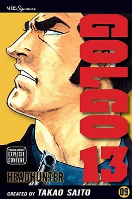 Golgo 13, Vol. 9: Headhunter (Golgo 13)  by  Takao Saito