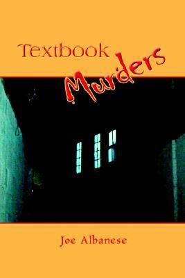 Textbook Murders Joe Albanese