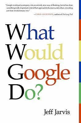 What Would Google Do? book cover