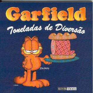 Garfield - Toneladas de Diversão  by  Jim Davis