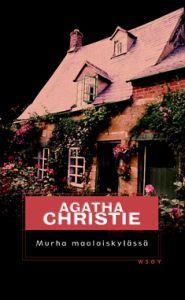 Murha maalaiskylässä  by  Agatha Christie