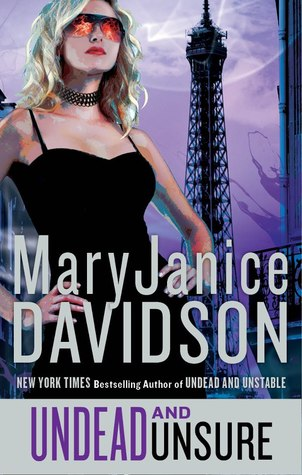 Book Review: MaryJanice Davidson's Undead and Unsure