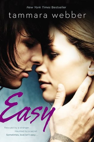 Easy by Tammara Webber book cover