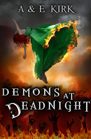 Review: Demons of Deadnight by A & E Kirk (@Mollykatie112, @eileenmkirk, @alyssakirk)