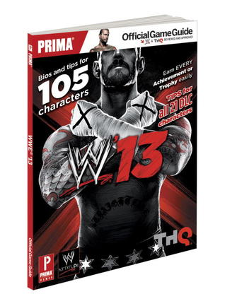WWE 13: Prima Official Game Guide Prima Publishing