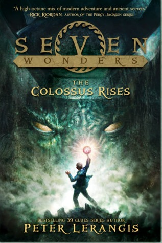 Book Review: The Colossus Rises by Peter Lerangis