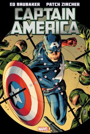 Captain America by Ed Brubaker, Vol. 3 (2000)