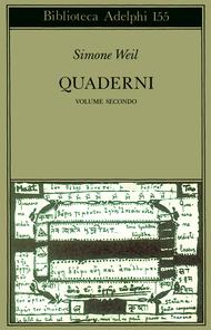 Quaderni Vol. II  by  Simone Weil