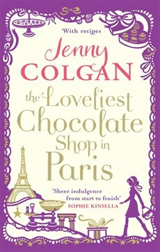 The Loveliest Chocolate Shop in Paris book cover