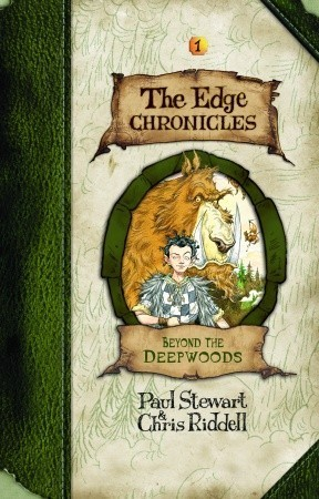 Beyond the Deepwoods (The Edge Chronicles, #1)