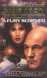 A Fury Scorned (Star Trek: The Next Generation, #43)