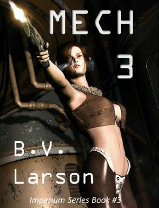 The Empress (Imperium #3) - B.V. Larson