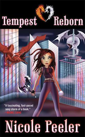 Book Review: Nicole Peeler's Tempest Reborn