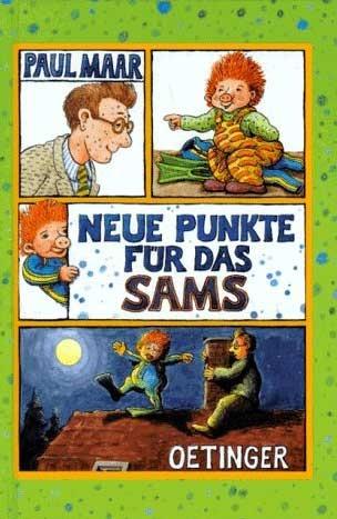 Neue Punkte für das Sams (Sams, #3)  by  Paul Maar