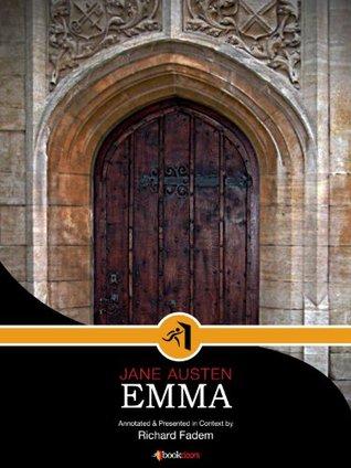 Emma, Annotated  by  Jane Austen