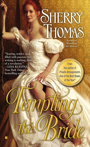 Fitzhugh Trilogy 3 - Tempting the Bride - Sherry Thomas