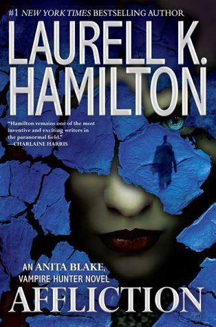 Book Review: Laurell K. Hamilton's Affliction