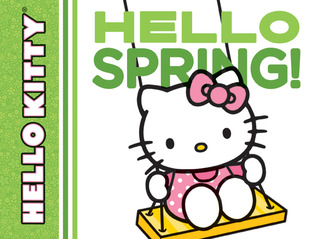 Hello Kitty, Hello Spring, Hello Summer {Review}