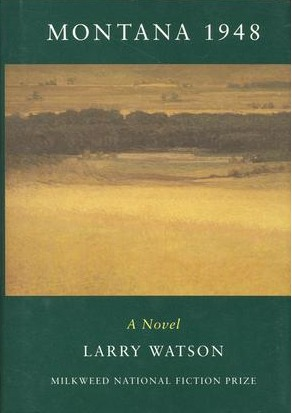 an analysis of the novel montana 1948 by larry waston
