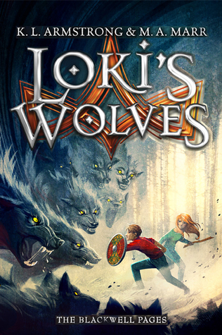 Book Review: K.L. Armstrong & M.A. Marr's Loki's Wolves