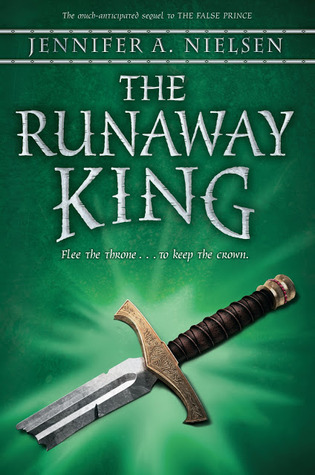 The Runaway King, by Jennifer A. Nielsen (review)