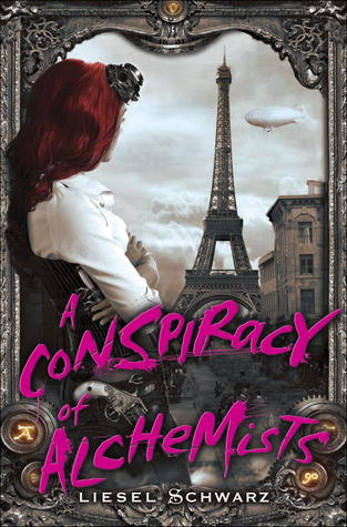 Conspiracy of Alchemists (The Chronicles of Light and Shadow #1)