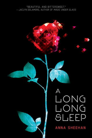 A Long, Long Sleep (Rosalinda Fitzroy, #1)